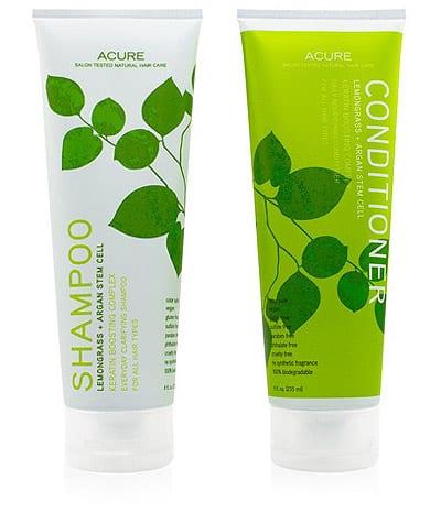 Acure Natural Shampoo