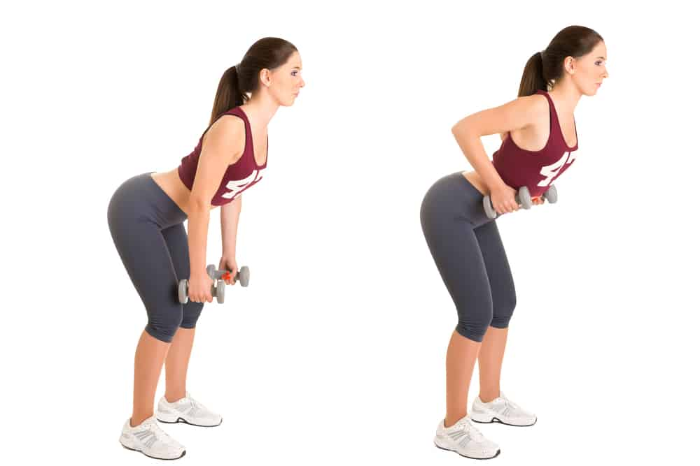 exercise for back and arms
