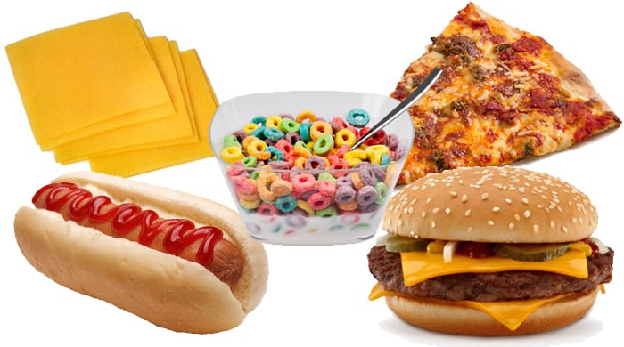 Health Benefits Of Avoiding Processed Foods