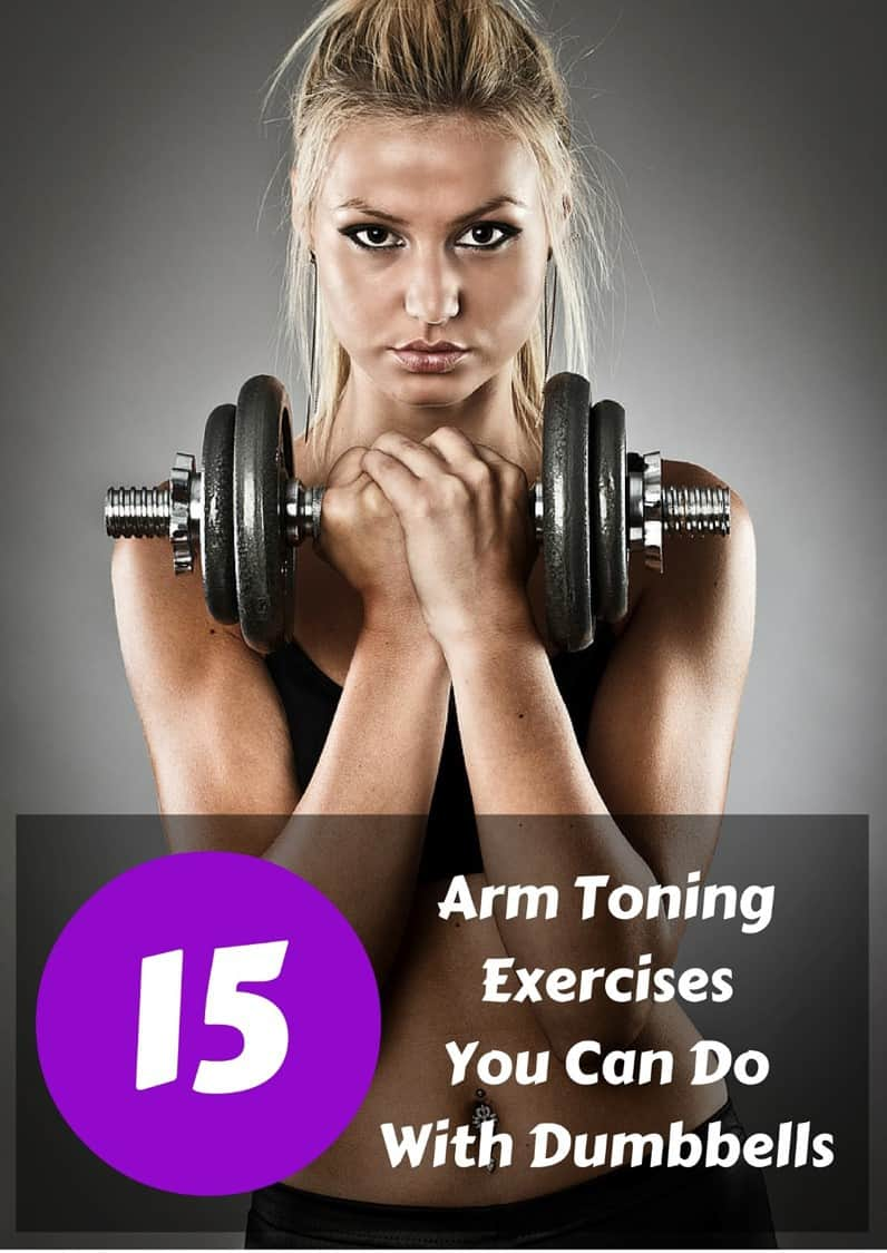 15 best arm toning exercises
