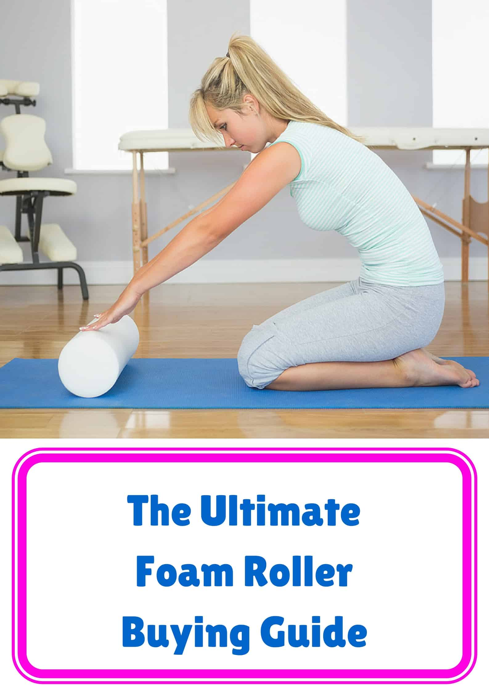 best foam roller reviews