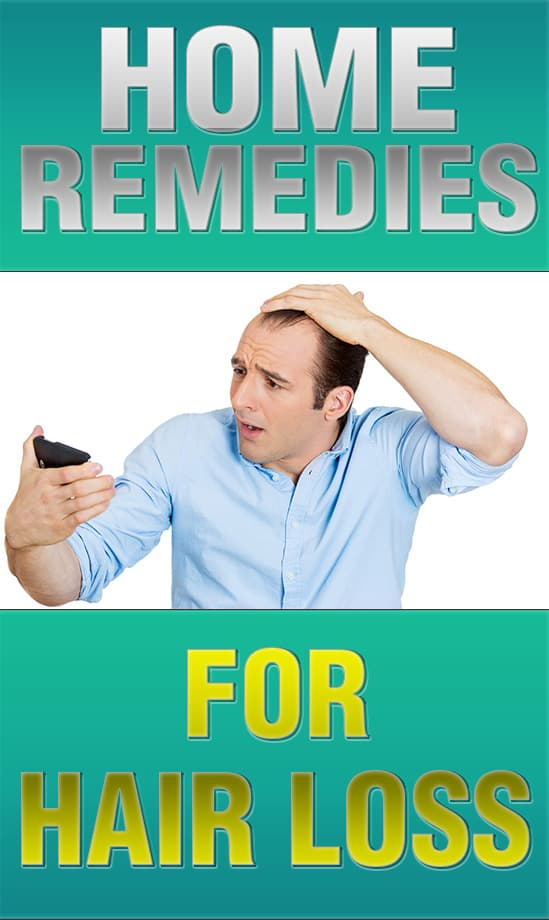 Best natural home remedies for hair loss