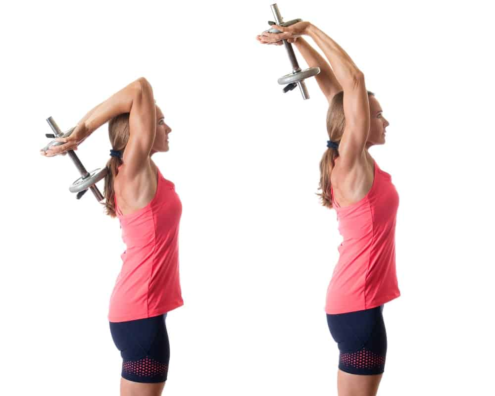 how to get rid of flabby arms over 50